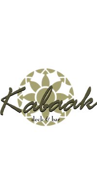 Kabaak Deck e Bar Logo